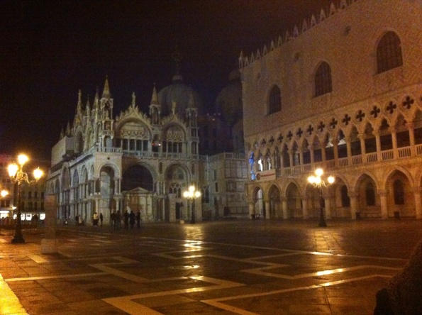 Plazza San Marco, Venice