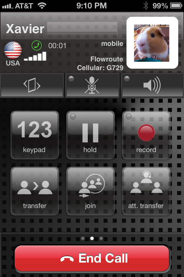 A working Mobile VoIP solution for the iPhone – Acrobits